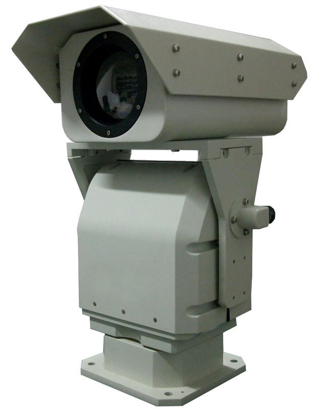 FPA Sensor VOX Thermal Imaging Camera , High Sensitive 20km Long Range Camera