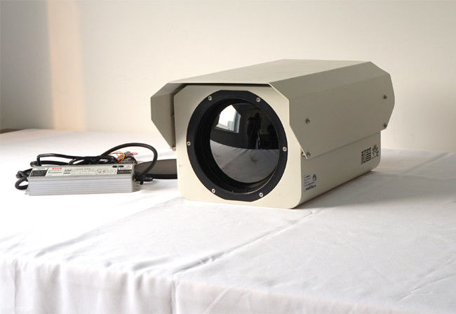 640 X 512 Resolution Long Range Thermal Camera / Infrared Surveillance Camera