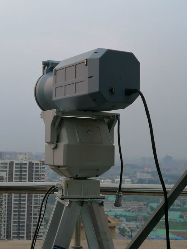 Waterproof Cooled Thermal Camera With 20km Long Range Border Surveillance